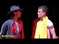 Embedded thumbnail for MESTER és ZURIEL táncdráma - beharangozó klip